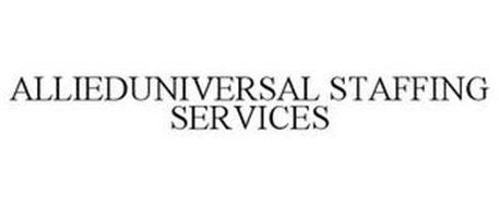 ALLIED UNIVERSAL STAFFING SERVICES