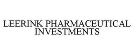 LEERINK PHARMACEUTICAL INVESTMENTS