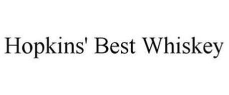 HOPKINS' BEST WHISKEY
