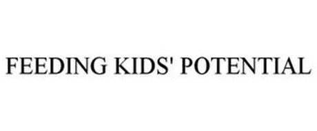 FEEDING KIDS' POTENTIAL