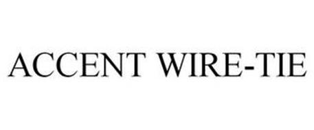 ACCENT WIRE-TIE