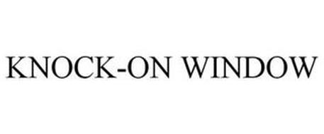 KNOCK-ON WINDOW