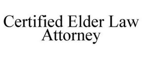 CERTIFIED ELDER LAW ATTORNEY