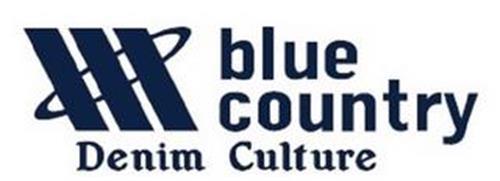 BLUE COUNTRY DENIM CULTURE