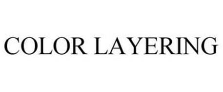 COLOR LAYERING