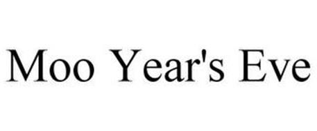 MOO YEAR'S EVE