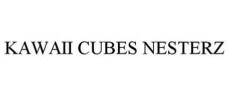 KAWAII CUBES NESTERZ