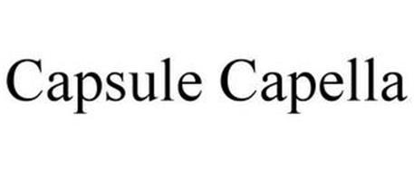 CAPSULE CAPELLA