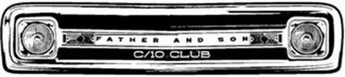 FATHER AND SON C/10 CLUB