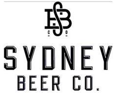 SBCO SYDNEY BEER CO.
