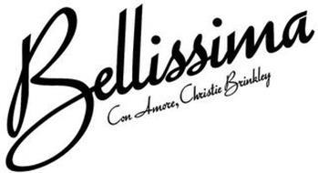 BELLISSIMA CON AMORE, CHRISTIE BRINKLEY