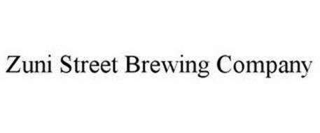 Zuni Street Brewing Company Trademark Of Populus Brewing Company