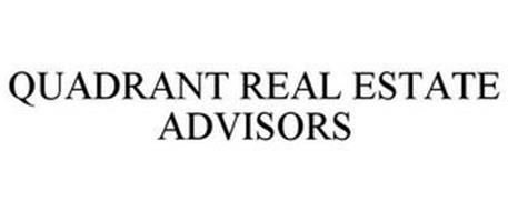 QUADRANT REAL ESTATE ADVISORS