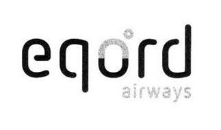 EQO°RD AIRWAYS
