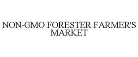 NON-GMO FORESTER FARMER'S MARKET
