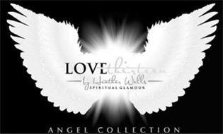 LOVETHIRTEEN BY HEATHER WELLS SPIRITUAL GLAMOUR ANGEL COLLECTION