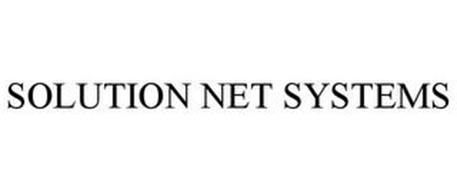 SOLUTION NET SYSTEMS