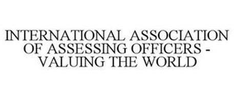 INTERNATIONAL ASSOCIATION OF ASSESSING OFFICERS VALUING THE WORLD