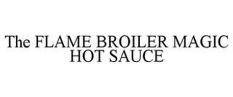 THE FLAME BROILER MAGIC HOT SAUCE