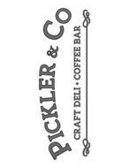 PICKLER & CO CRAFT DELI COFFEE BAR