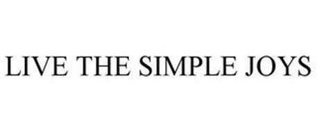 LIVE THE SIMPLE JOYS