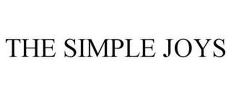 THE SIMPLE JOYS