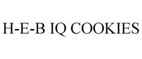 H-E-B IQ COOKIES