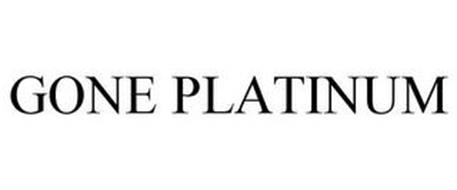 GONE PLATINUM