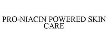 PRO-NIACIN POWERED SKIN CARE