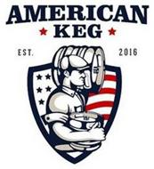 AMERICAN KEG EST. 2016