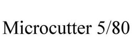 MICROCUTTER 5/80