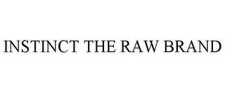 INSTINCT THE RAW BRAND