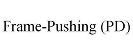 FRAME-PUSHING (PD)