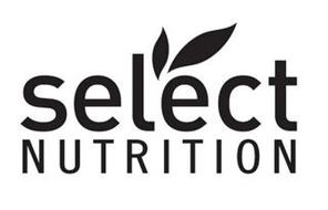 SELECT NUTRITION
