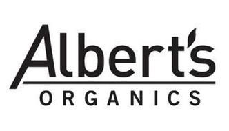 ALBERT'S ORGANICS