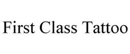 FIRST CLASS TATTOO