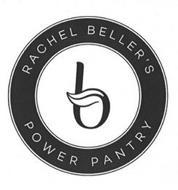 B RACHEL BELLER'S POWER PANTRY