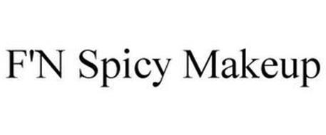 F'N SPICY MAKEUP