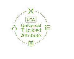 UTA UNIVERSAL TICKET ATTRIBUTE