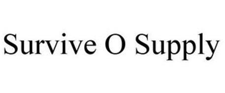 SURVIVE O SUPPLY