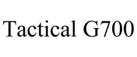 TACTICAL G700