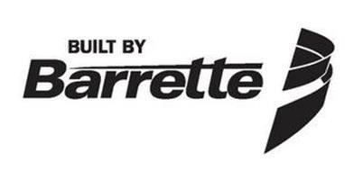 BUILT BY BARRETTE B