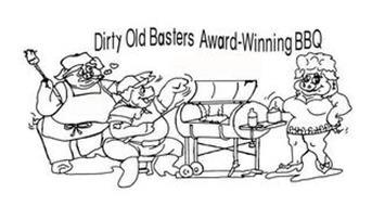 DIRTY OLD BASTERS AWARD-WINNING BBQ