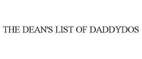 THE DEAN'S LIST OF DADDYDOS
