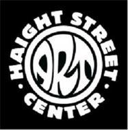 · HAIGHT STREET · CENTER ART