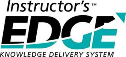 INSTRUCTOR'S EDGE KNOWLEDGE DELIVERY SYSTEM