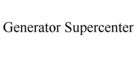 GENERATOR SUPERCENTER