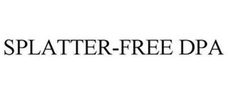SPLATTER-FREE DPA