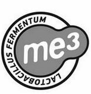 LACTOBACILLUS FERMENTUM ME-3