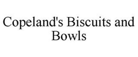 COPELAND'S BISCUITS AND BOWLS